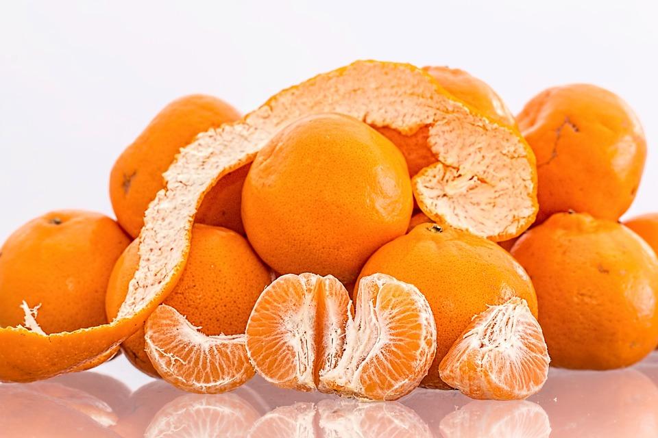 Spica ganotea, mandarin