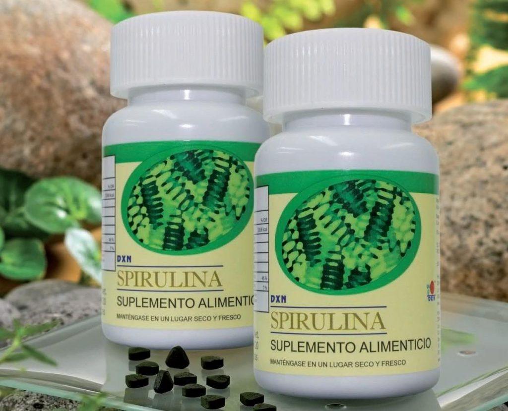 DXN Spirulina alga