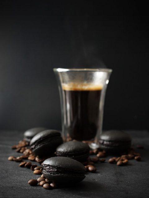 feketekávé, black coffee