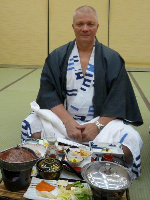 Japán étkezés