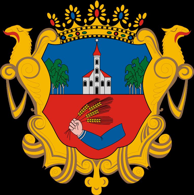 Nyíregyháza címere, gabona, kalász
