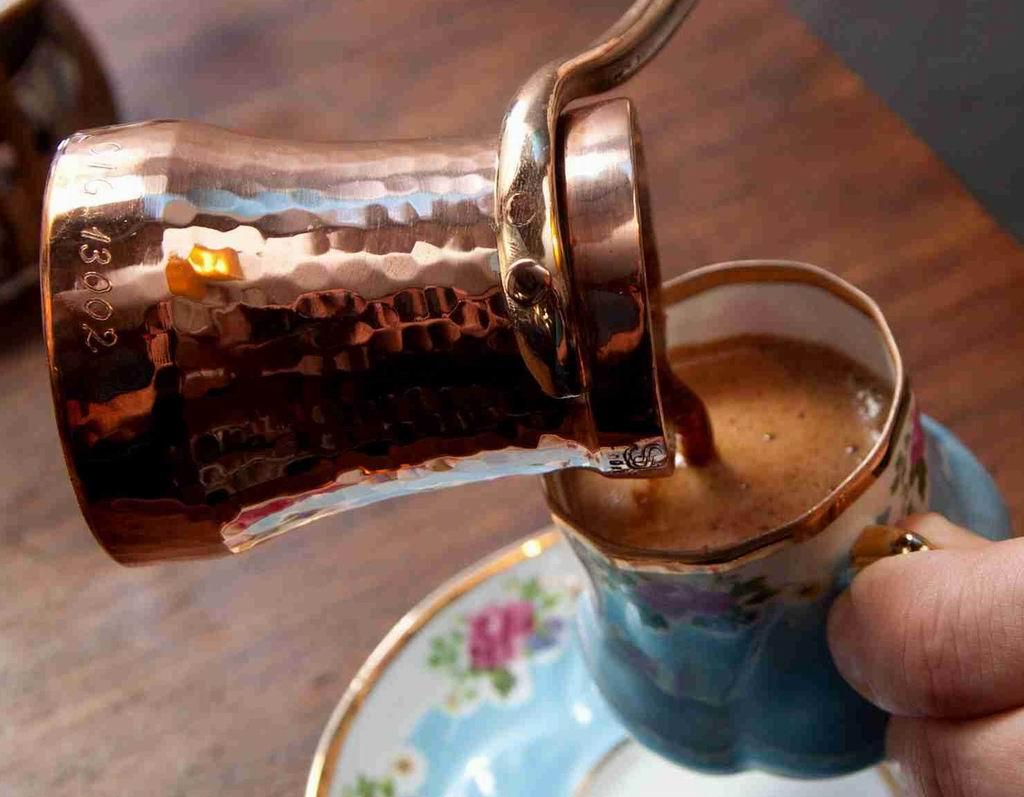 török kávé, Zhi Cafe Classic, ganoderma, pörkölt kávé, filteres kávé