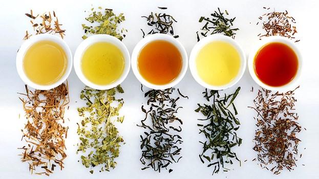 tea típusok, tea fajták