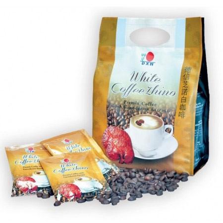 withe coffee, fehér kávé, ganoderma, instant