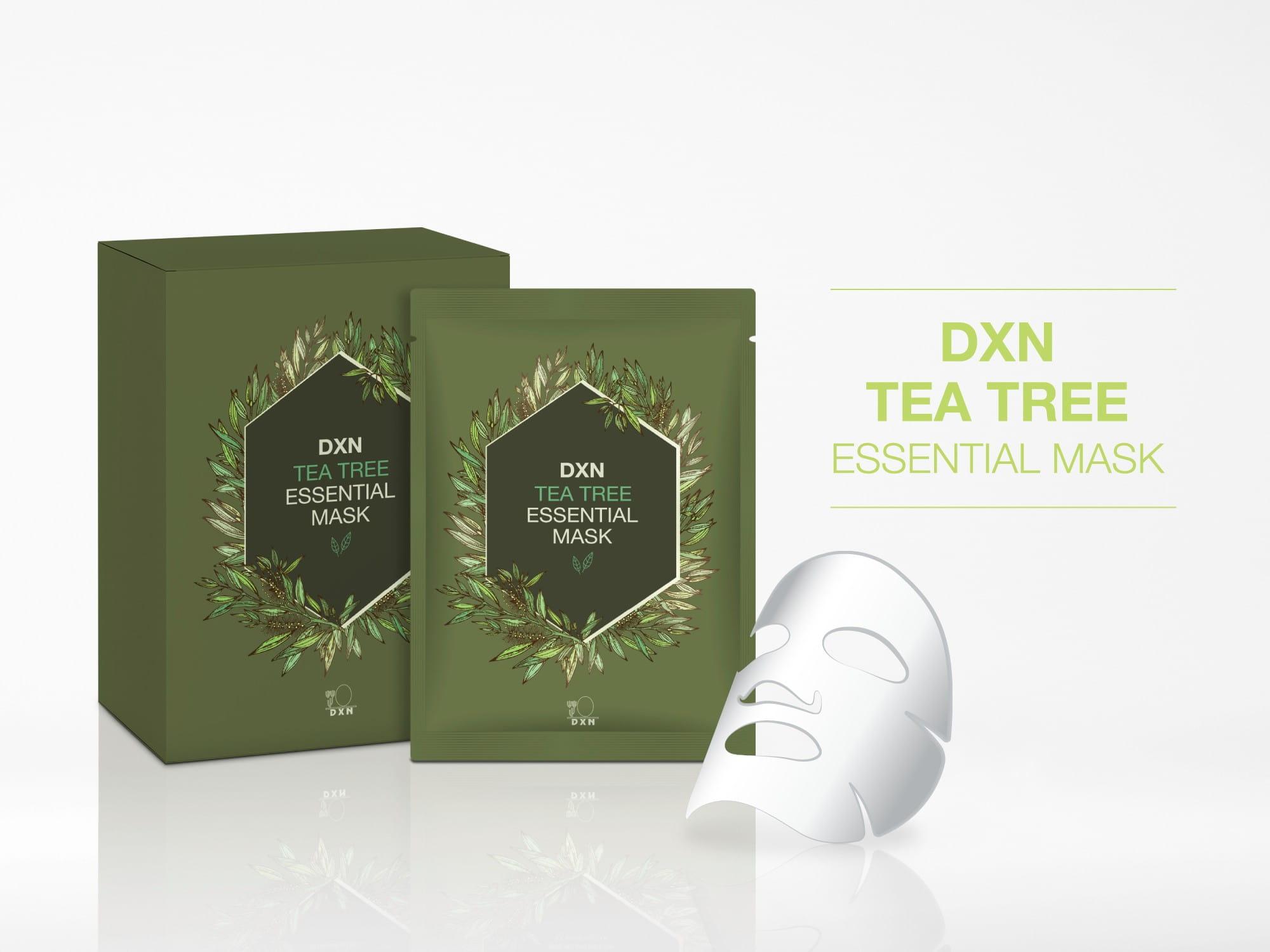 DXN Teafa fátyolmaszk