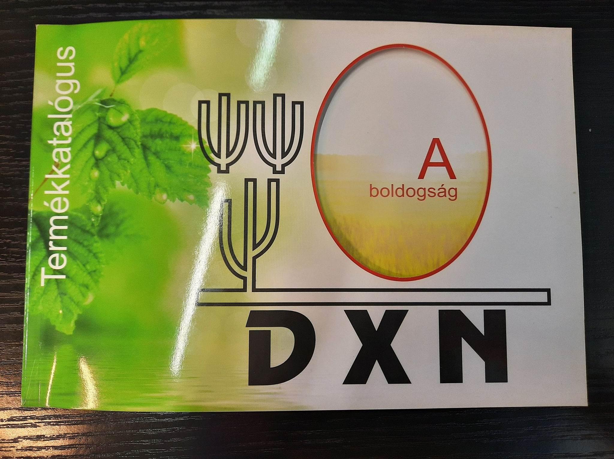 DXN Termékkatalógus
